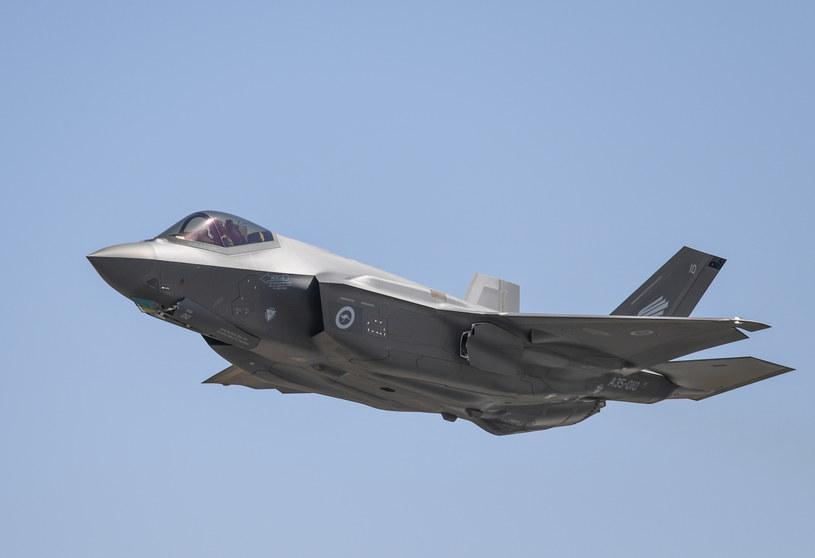 F-35 /Bai Xuefei /East News
