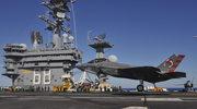 F-35C - nowa chluba amerykańskiej armii