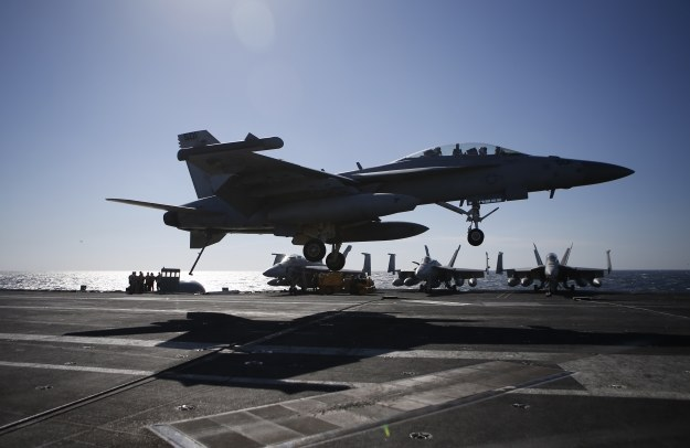F/A-18 /AFP