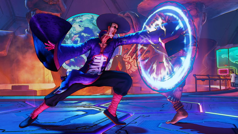 F.A.N.G. w Street Fighter V /materiały prasowe
