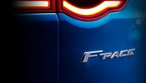 F-Pace - pierwszy crossover Jaguara