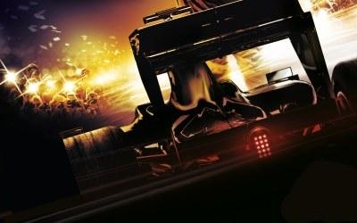 F1 2010 - motyw graficzny /Informacja prasowa