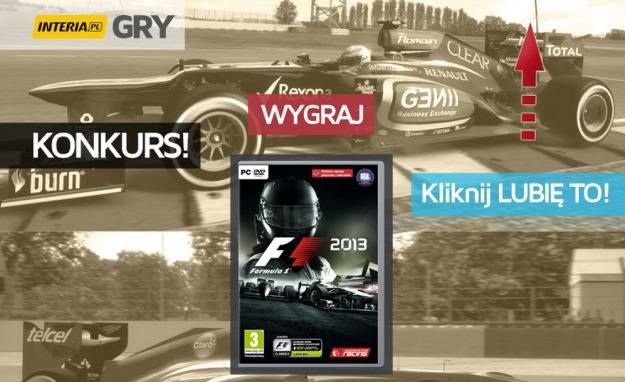 F1 2013 /INTERIA.PL