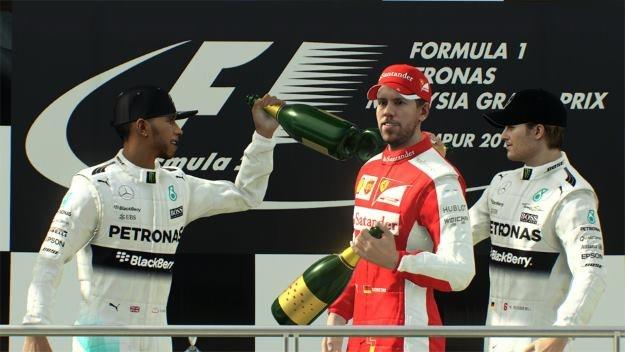 F1 2015 /materiały prasowe