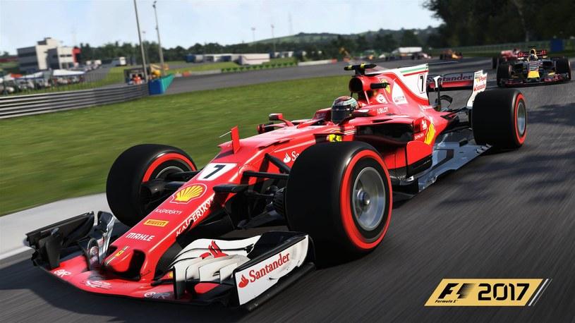 F1 2017 /materiały prasowe