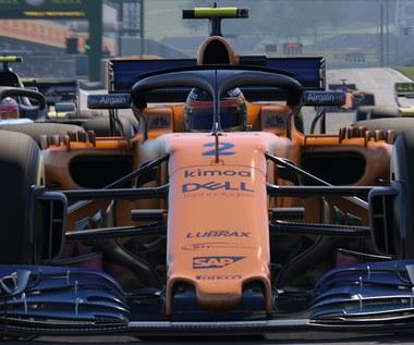 F1 2018 – pierwsze, krótkie wrażenia