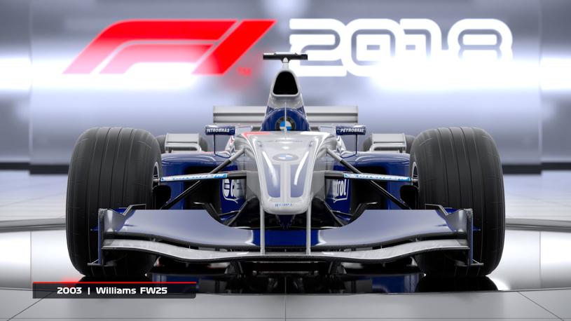 F1 2018 /materiały prasowe