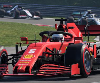 F1 2020: Influencerzy do bolidów! Zobacz znanych twórców na wirtualnych torach