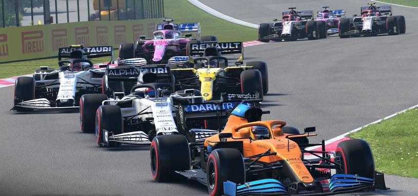 F1 2020 /materiały prasowe