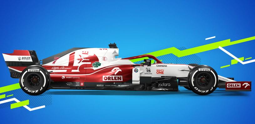 F1 2021 /materiały prasowe