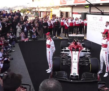 F1. Alfa Romeo Racing Orlen zaprezentowała samochód. Wideo