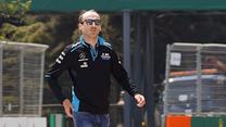 F1. Kubica: Ogólnie jest bardziej walka o przetrwanie niż walka o szybką jazdę (ELEVEN SPORTS). WIDEO