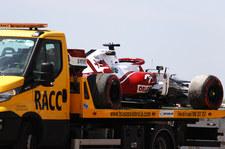 F1. Kubica pojedzie w piątkowym treningu