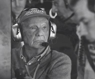 F1. Niki Lauda nie żyje. Trzykrotny mistrz świata F1 zmarł w wieku 70 lat. Wideo