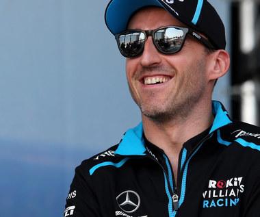 F1. Robert Kubica po drugiej sesji treningowej do Grand Prix Monako (WYWIAD ELEVEN SPORTS). WIDEO