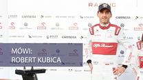 F1. Robert Kubica przed GP Wielkiej Brytanii (Eleven Sports). Wideo