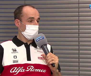 F1. Robert Kubica: To szczególny dzień dla mnie (POLSAT SPORT). Wideo