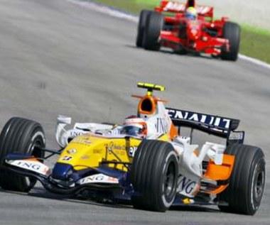 F1 to nie tylko wyścigi...