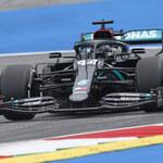 F1. Valtteri Bottas najlepszy podczas trzeciego treningu przed GP Włoch