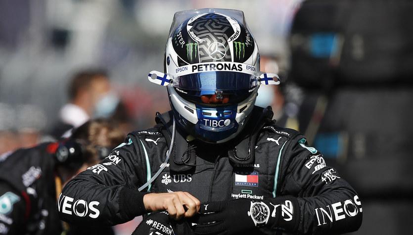 F1. Valtteri Bottas najlepszy w GP Rosji