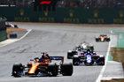 F1: Wyścig na Hockenheim po rocznej przerwie