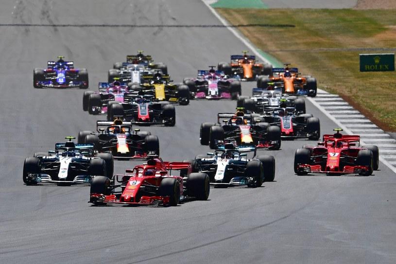 F1 /ANDREJ ISAKOVIC /AFP