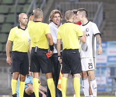 F91 Dudelange - Legia 2-2. Sa Pinto: Gratuluję awansu sędziemu