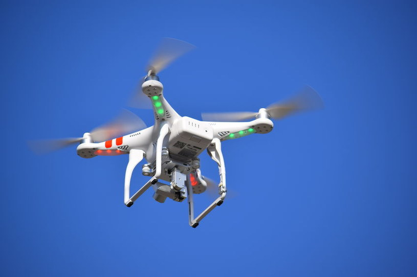 FAA che zapobiec dronom koło lotnisk /123RF/PICSEL