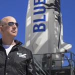 FAA zmienia definicję astronauty - Bezos i Branson jej nie spełniają