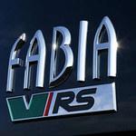 Fabia RS już jeździ!