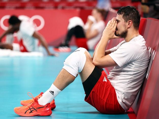 Fabian Drzyzga po przegranej z reprezentacją Francji