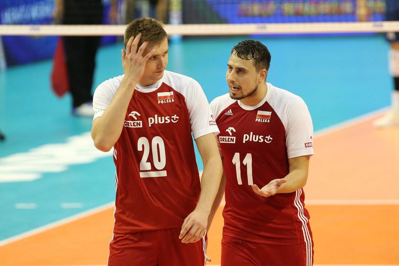Fabian Drzyzga (z prawej) i Mateusz Bieniek /Jakub Piasecki /Newspix