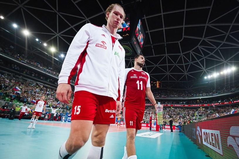 Fabian Drzyzga (z prawej), obok Jakub Kochanowski /AFP