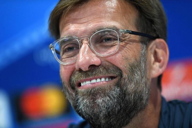 Fabian Mrozek miał już okazję trenować z zespołem, którym dowodzi na co dzień Juergen Klopp /AFP