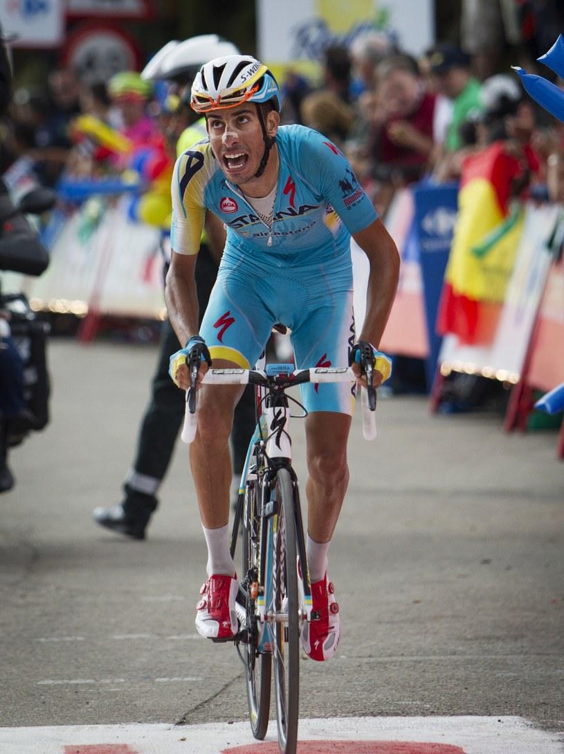 Fabio Aru /AFP