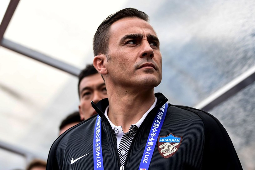 Fabio Cannavaro /AFP