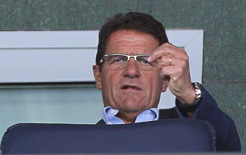 Fabio Capello to świeżo upieczony selekcjoner reprezentacji Rosji /AFP