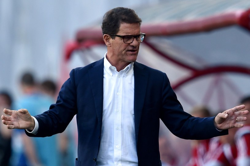 Fabio Capello /AFP