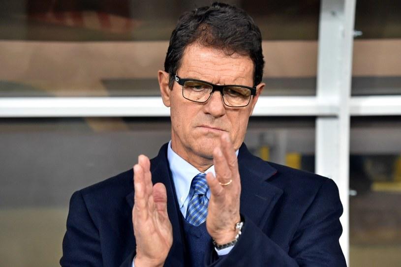 Fabio Capello /AFP