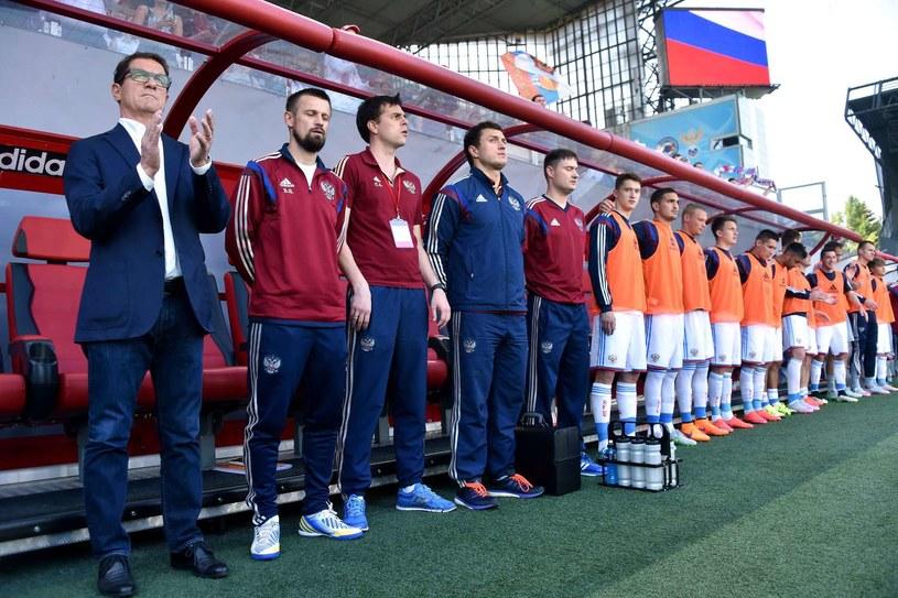 Fabiowi Capello w Rosji nie poszło. /AFP