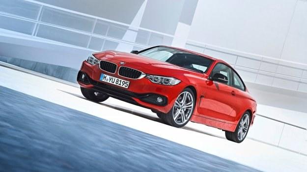Fabryczne oznaczenie BMW serii 4 to F32. /BMW