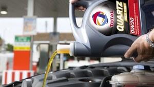 Fabryczny olej do używanego auta