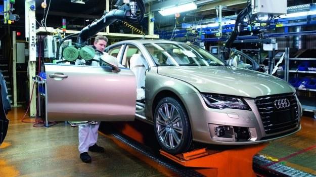 Fabryka Audi w Neckarsulm /Audi