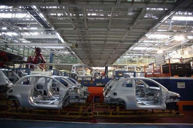 Fabryka Fiata Auto Poland w Tychach /AFP
