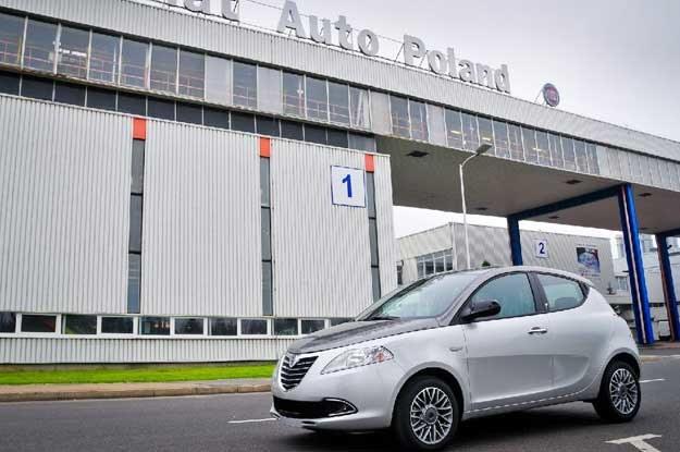 Fabryka Fiata Auto Poland w Tychach /