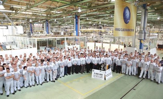 Fabryka Fiata w Bielsku ma powody do świętowania /