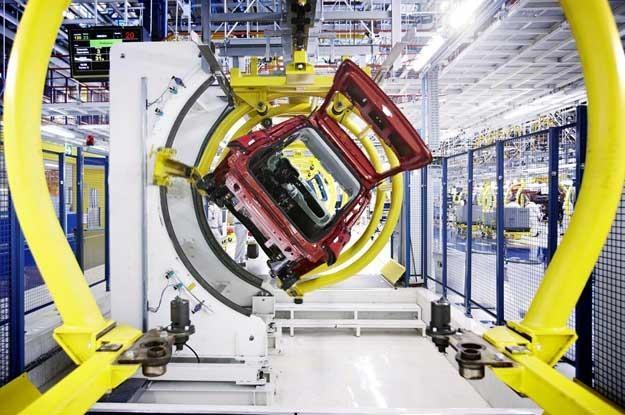 Fabryka Fiata w Pomigliano /