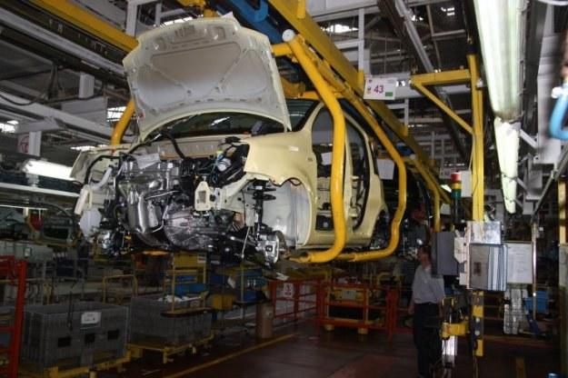 Fabryka Fiata w Tychach wstrzymuje produkcję /INTERIA.PL