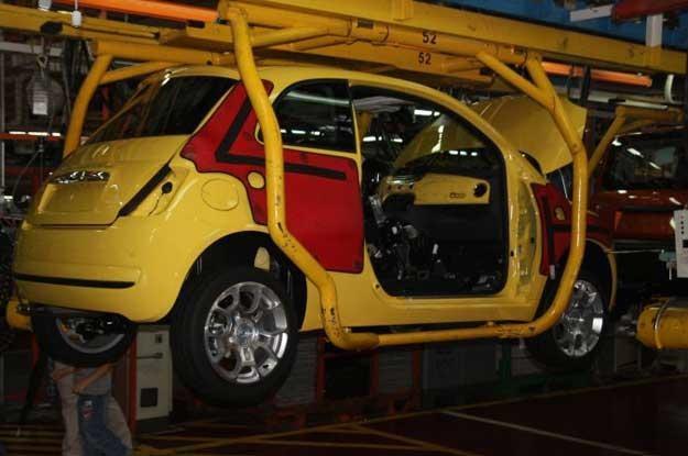 Fabryka Fiata w Tychach /INTERIA.PL