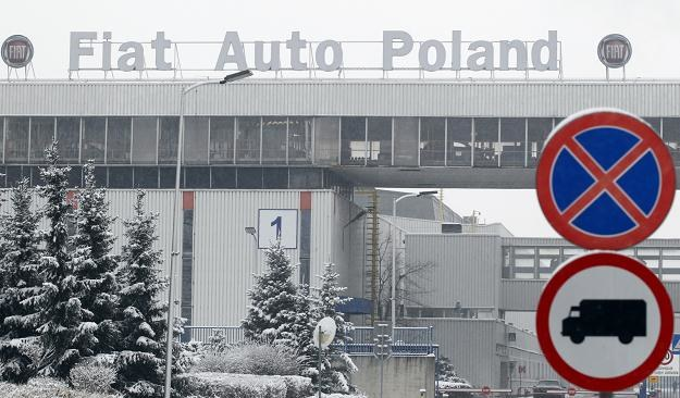 Fabryka Fiata w Tychach /PAP
